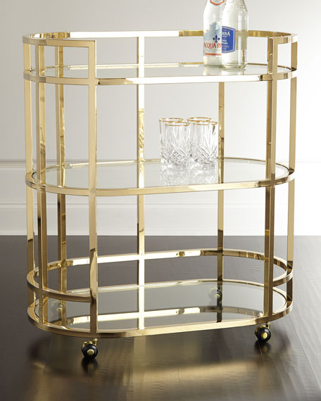 Interlude, Bryne Bar Cart