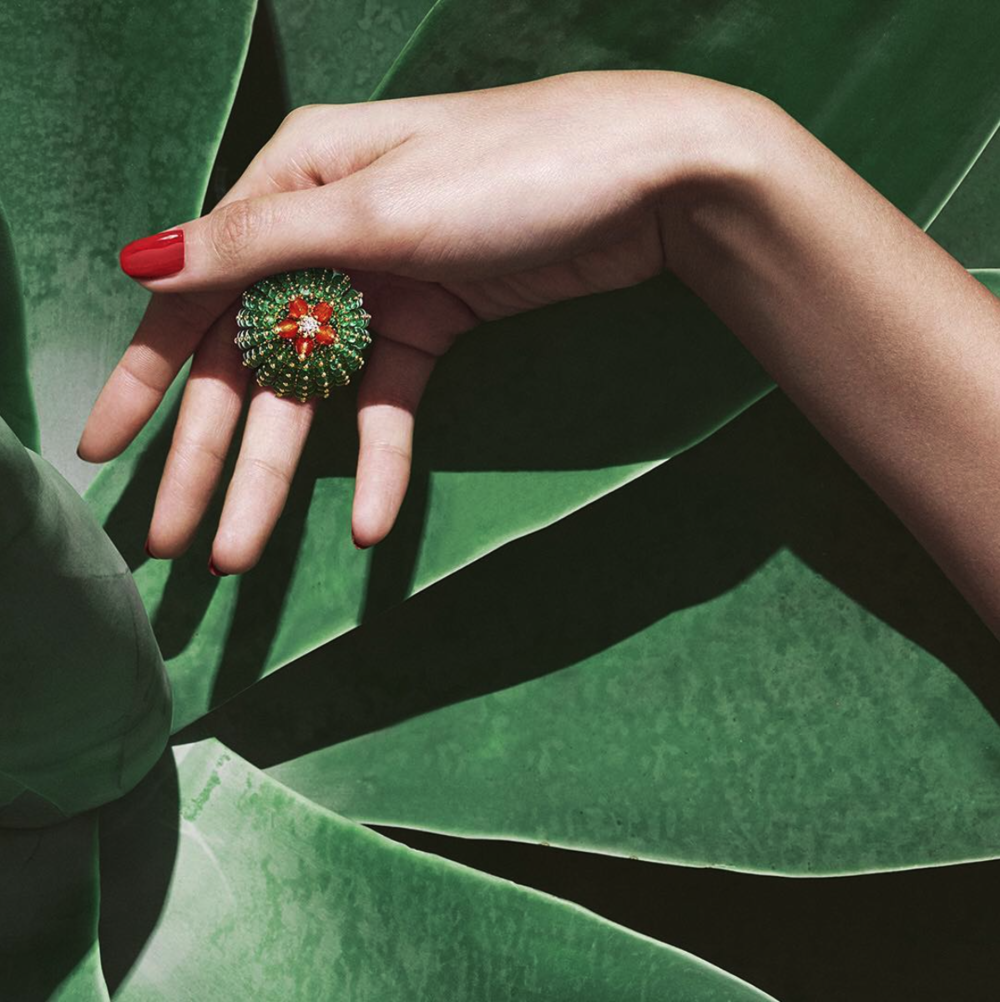 Cartier's Cactusde Ring