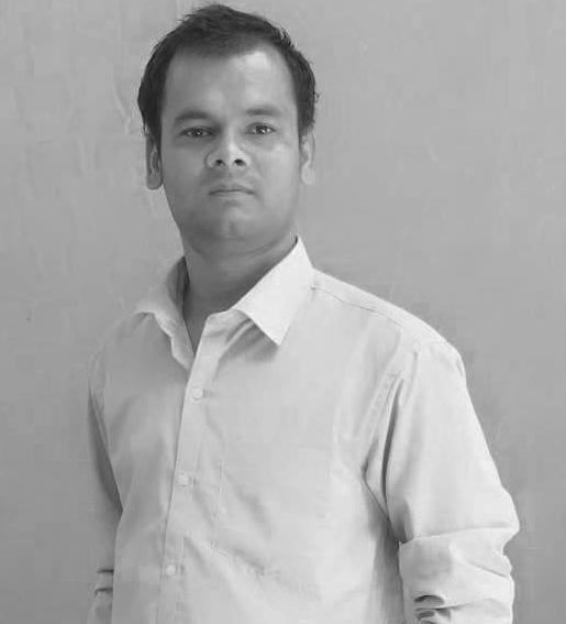 Radheshyam Bajaj, - a Graduate in Civil Engineering.Qualification:B.E civil- Jain College of Engineering, Belagavi.