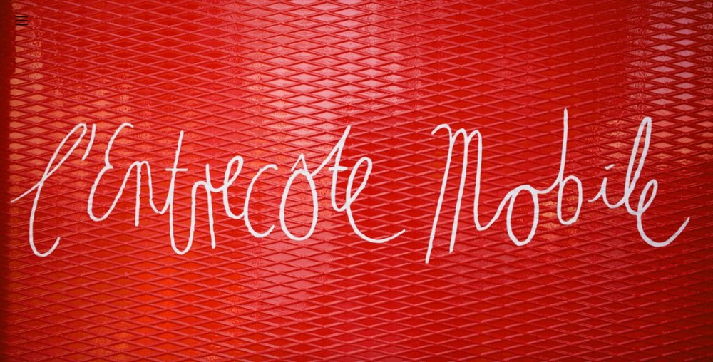 entrecôte-mobile.nl - Amsterdam based Food Truck - Sister company of l'Entrecôte et les DamesFeatures: Bespoke use of photography, one-page website, mobile friendly