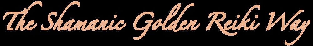 Golden Reiki Way Banner