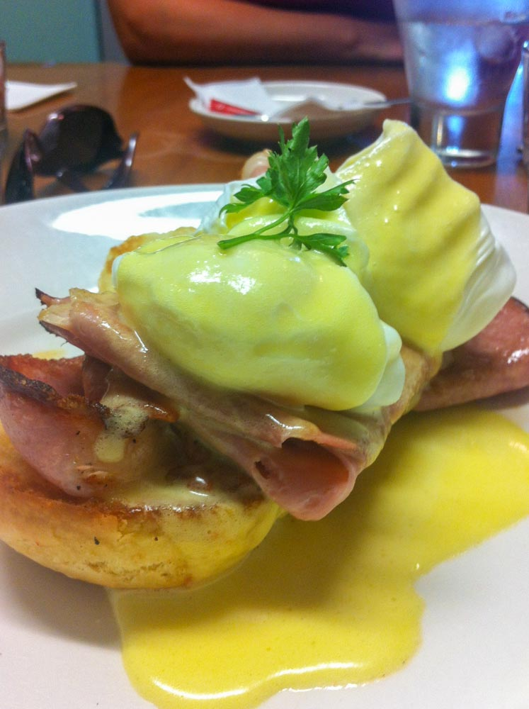 Breakfast on King William Road