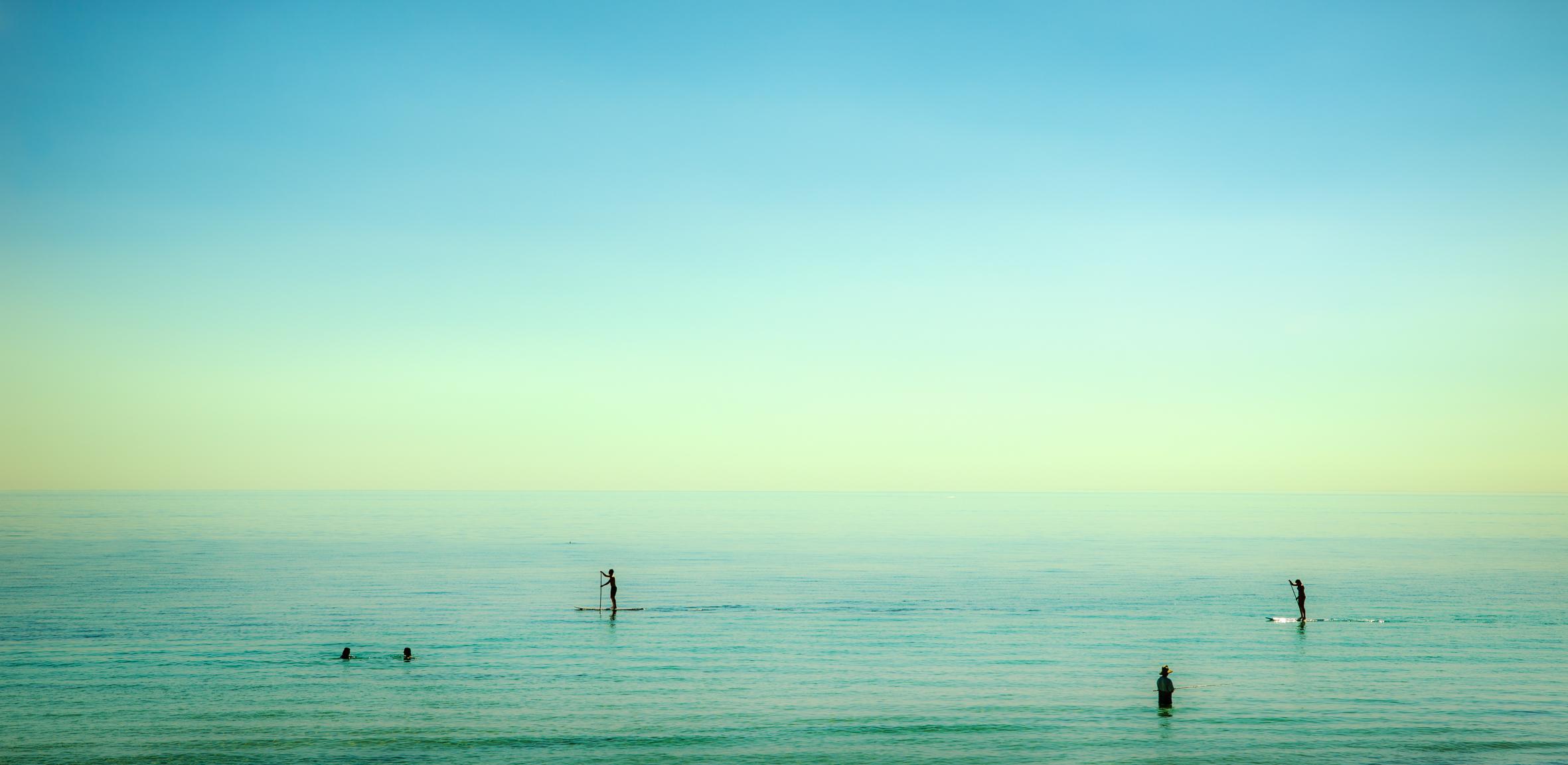 Gleneg beach