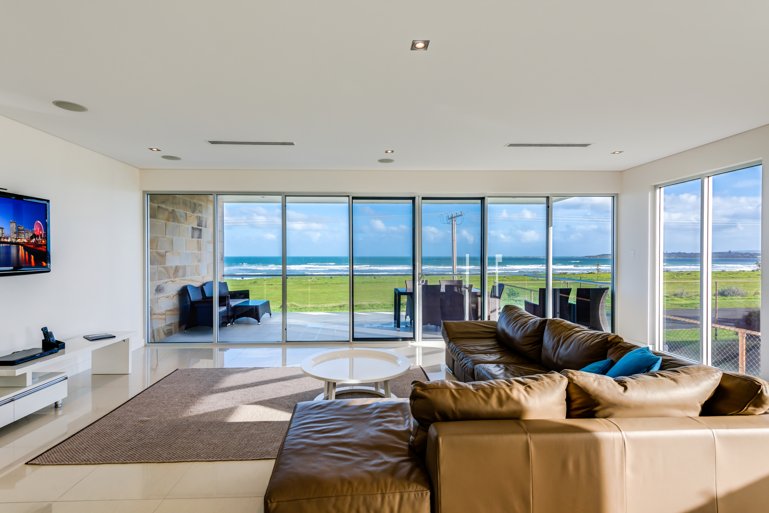 Living area - SA Beachhouse
