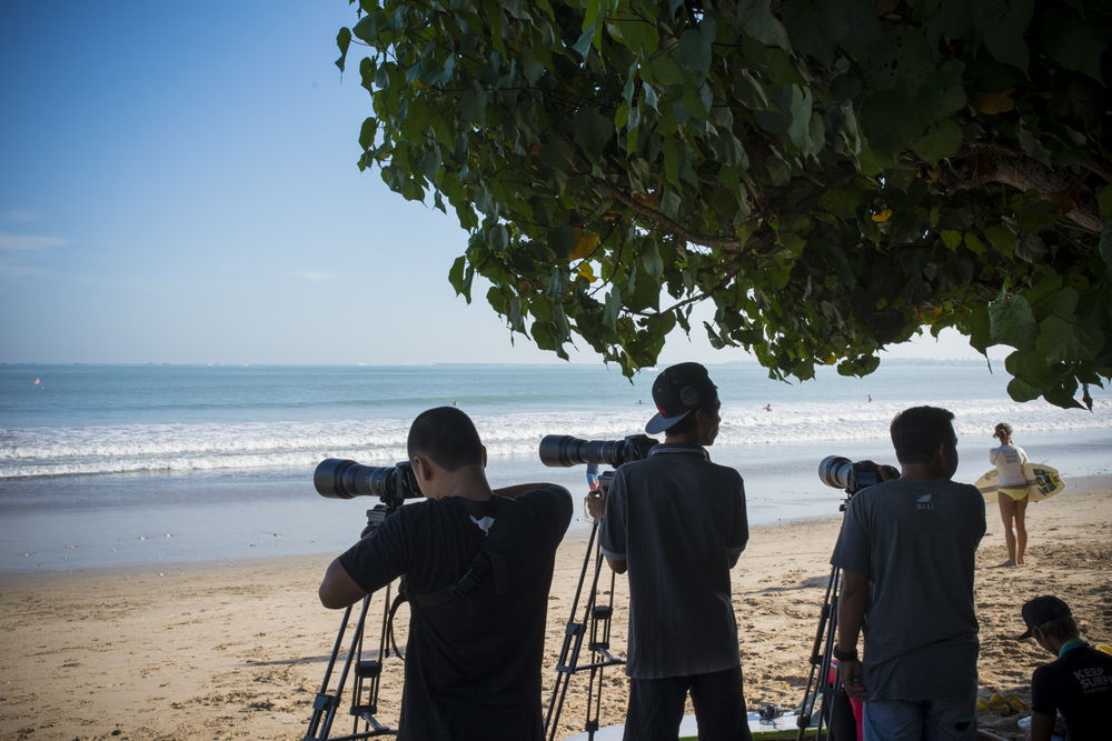 Photo anyone? Photographers for each surf school and camp