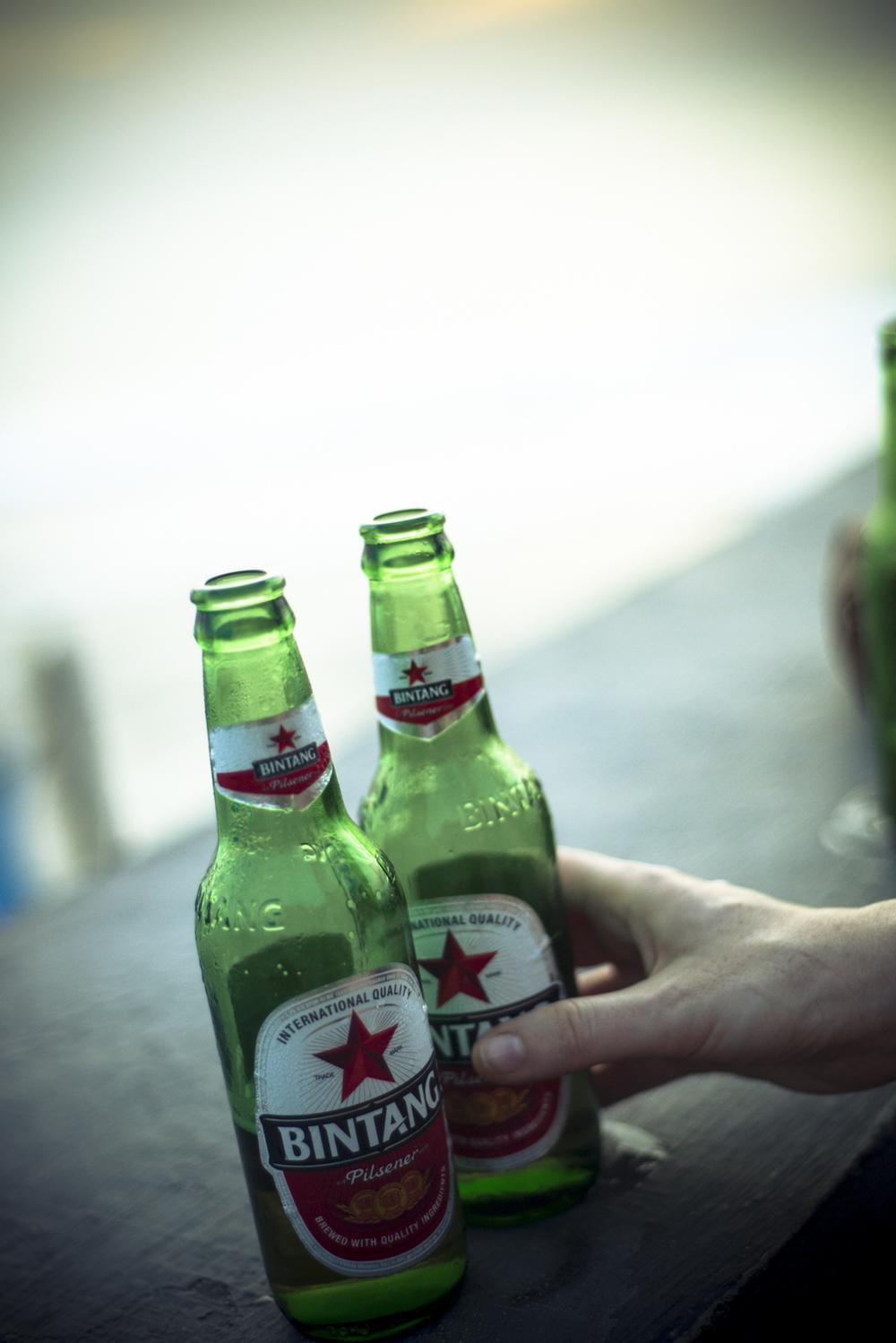Refreshments.