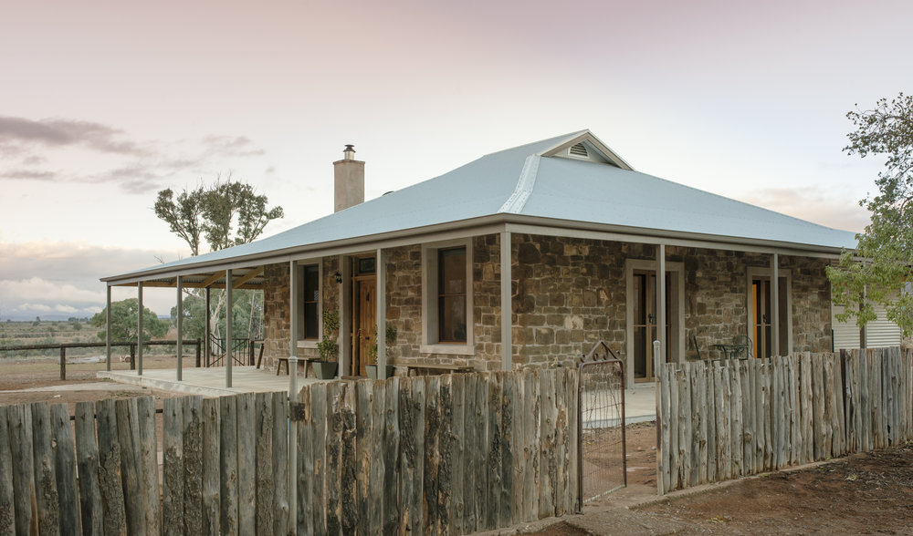 Mt Scott Homestead