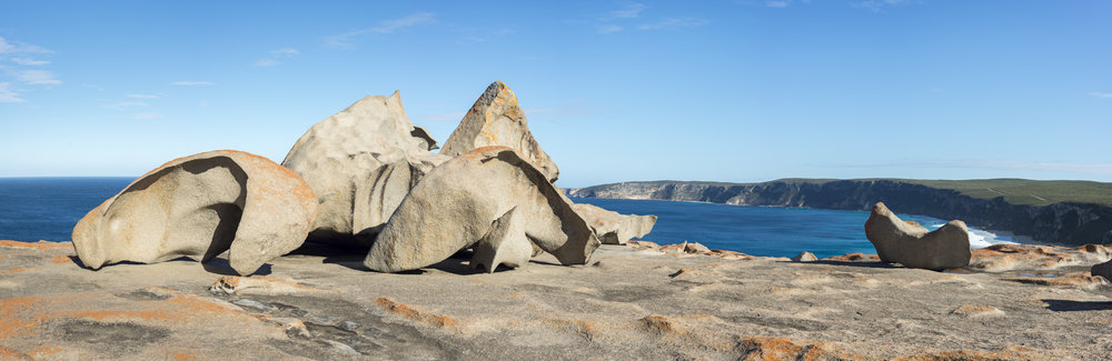 Remarkable Rocks. They truly are.