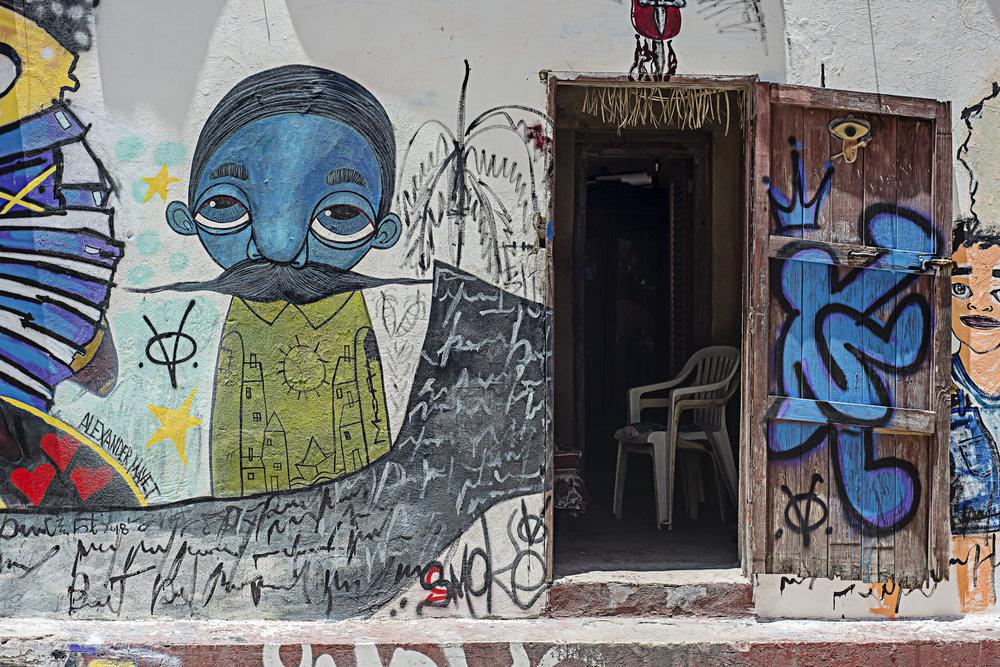 Arte Cubana Urbana - Urban Cuban Art