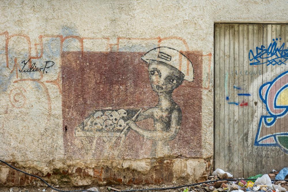 Arte en las calles de la Habana - Havana street art