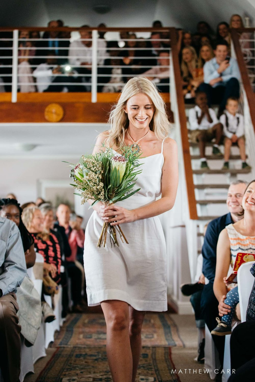 bridesmaid st francis wedding