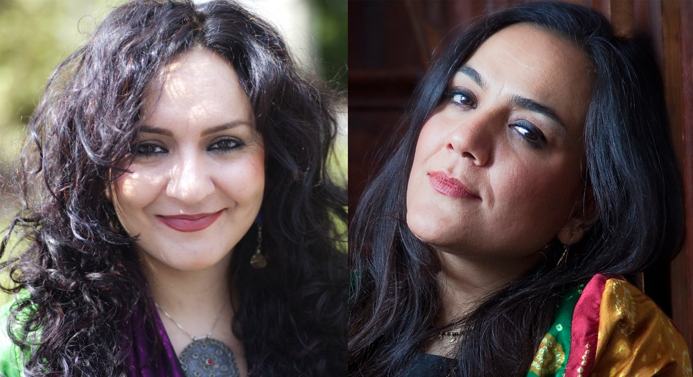 Mahsa og Marjan Vahdat