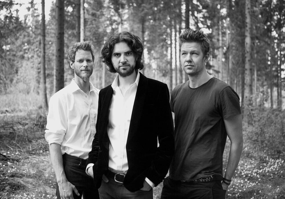 Gjermund Larsen Trio spelar i Førde torsdag 7. april 2016.