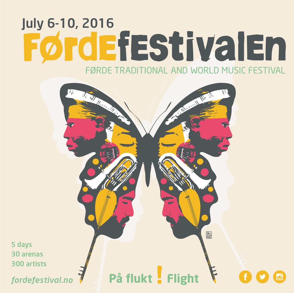 Festival program in English