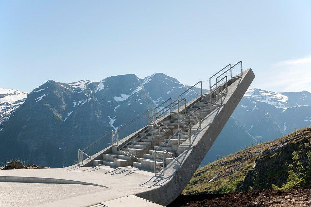 FotoNasjonal Turistveg Statens Vegvesen