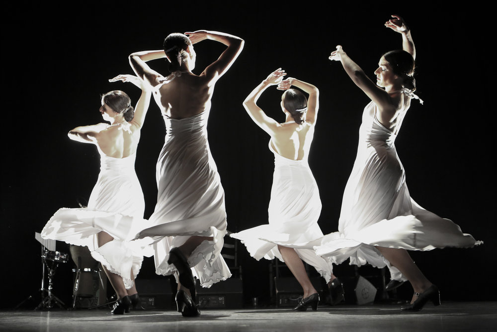 Flamenco - 4 women 4 - foto: David Carbajo