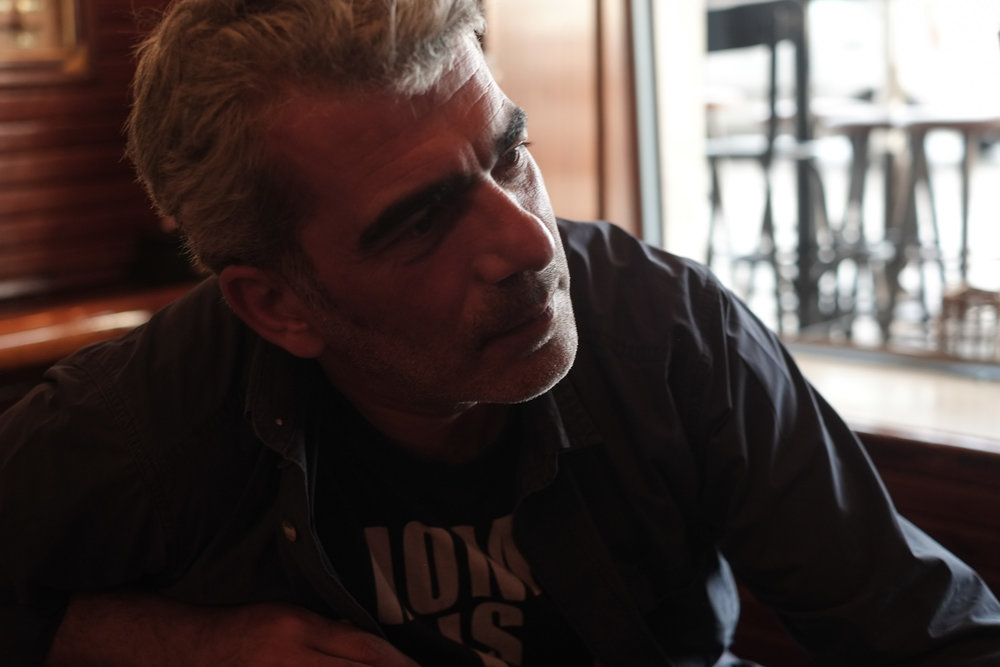 POLITISK UKORREKT: - Musikk er ikkje noko ein kler på seg som eit image, seier Dimitris.