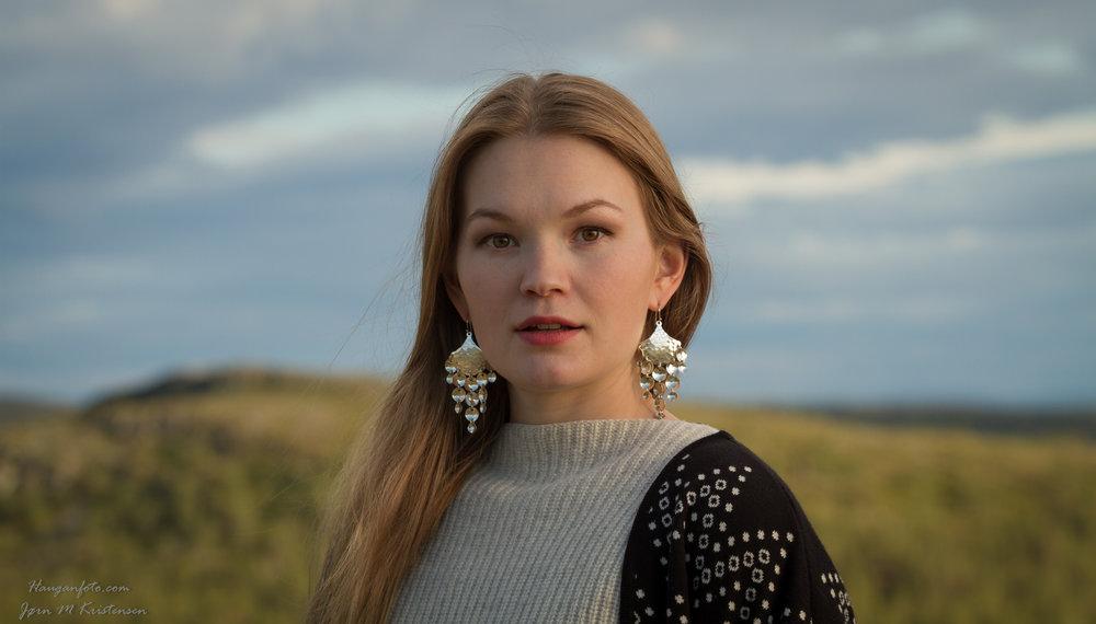 Marja Mortenssen. Foto: Jørn M. Kristensen