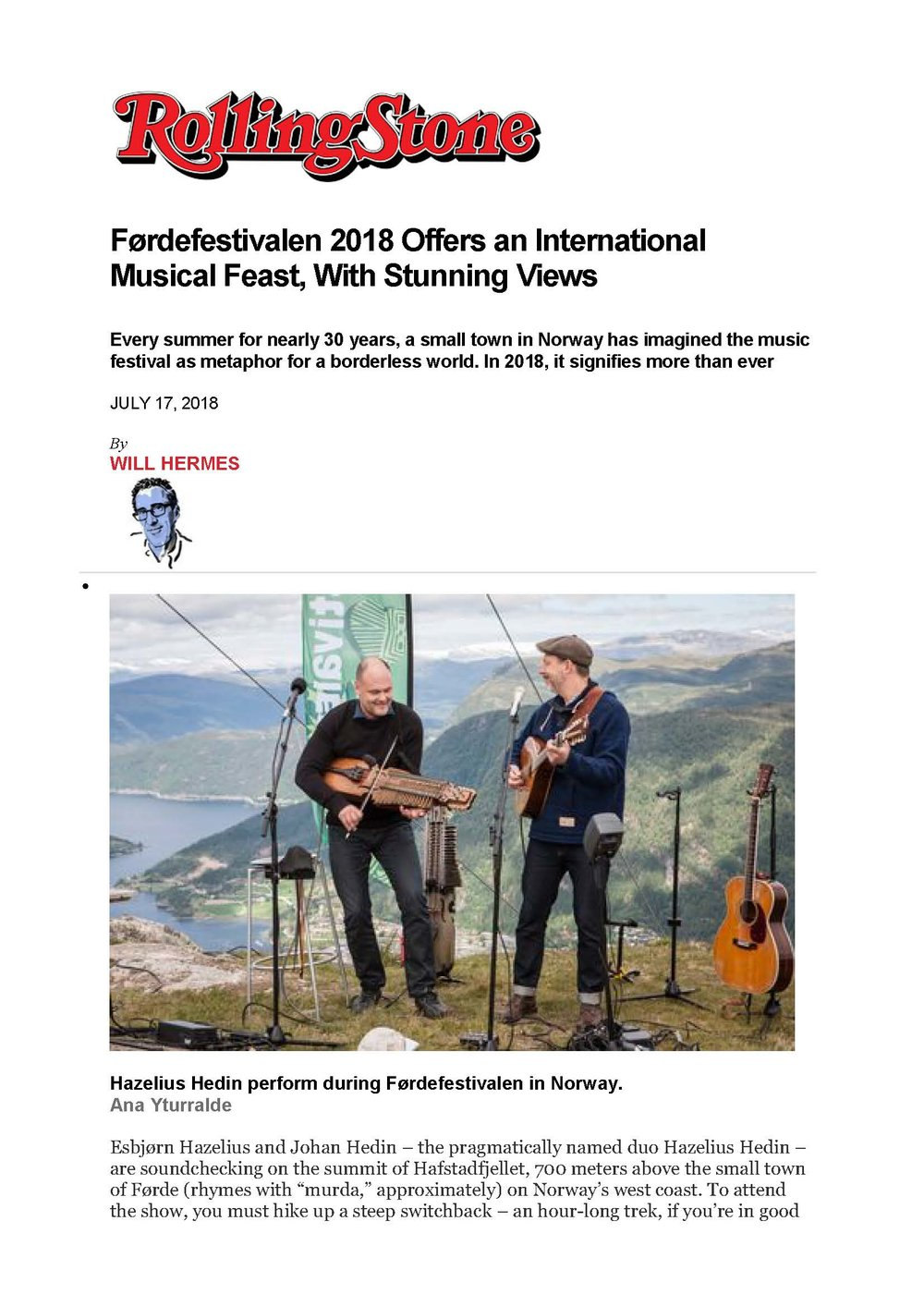 Rolling Stone - Førdefestivalen 2018 Offers an International Musical Feast_Side_1.jpg