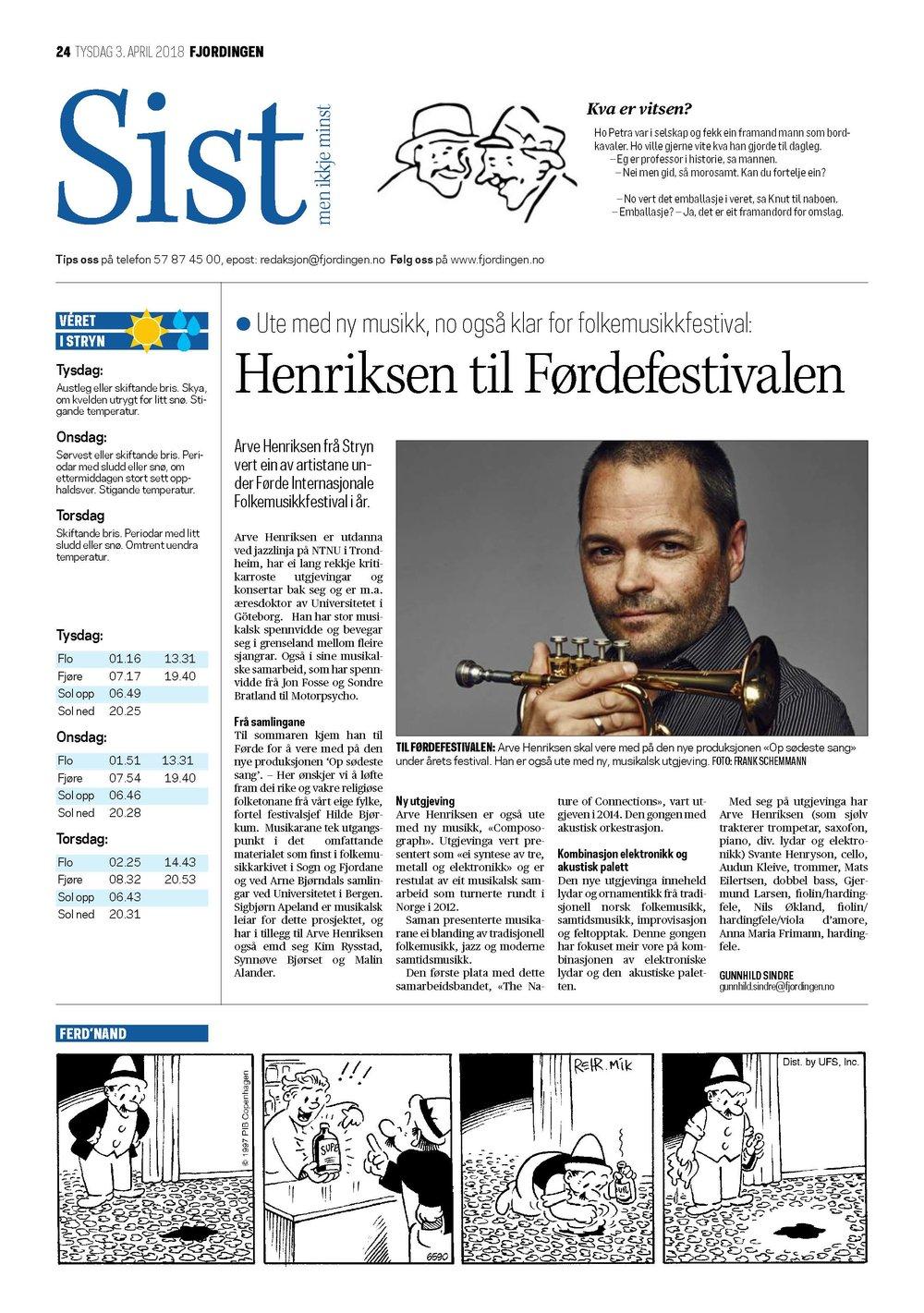 Fjordingen - Arve Henriksen til Førdefestivalen.jpg
