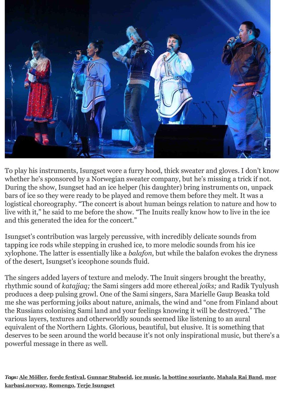 Songlines - live review Førde Festival 2016 - Simon Brougthon-4.jpg