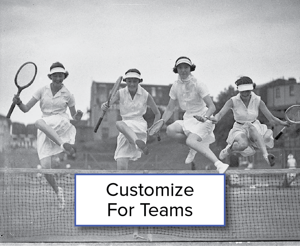 Click to Learn More About Custom Tunics for Your Team