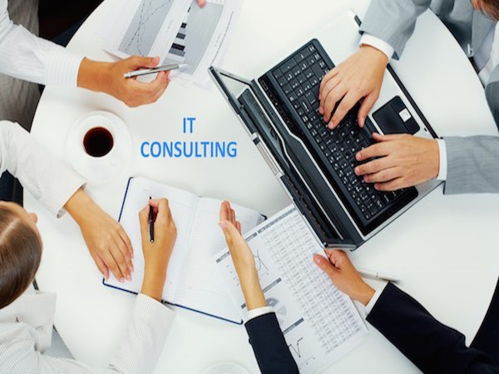 Consulting on IT systems and services, IT strategy and practical advice on infrastructure through to applications and support.