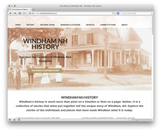 Visit the Windham History website to learn more