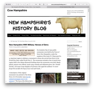 Visit the Cow Hampshire Blog site to learn more.