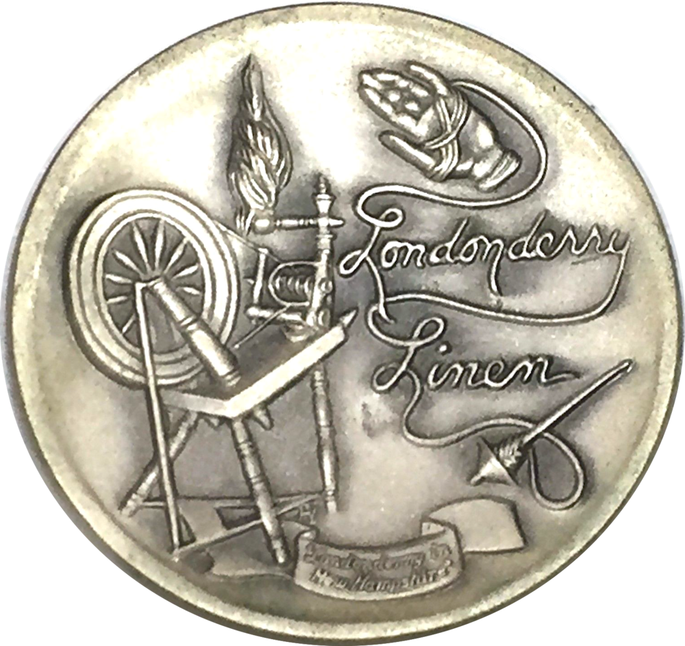 londonderry 250th medal silver.png
