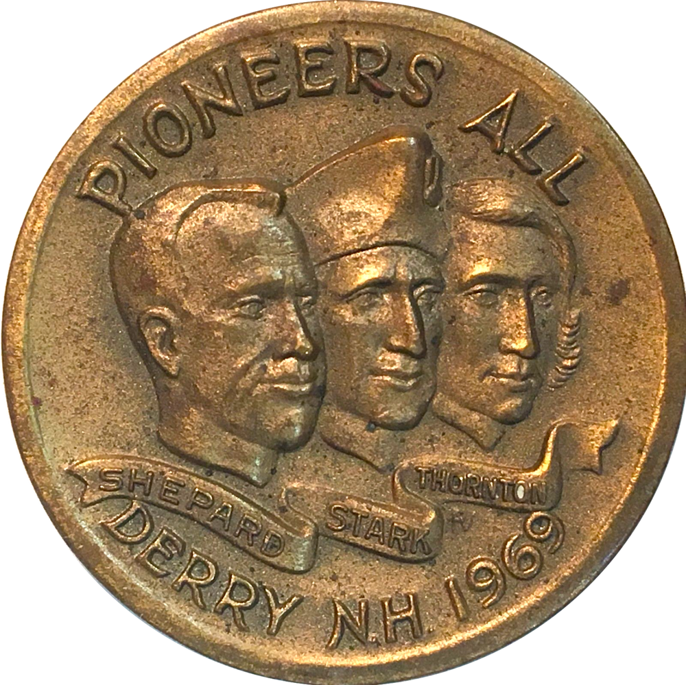 250th Medal, Derry Side