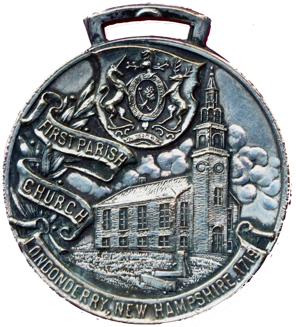 200th Watch Fob front