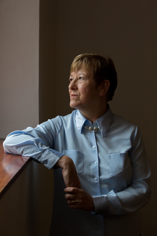 Helen Jones, MP for Warrington North by Jane MacNeil.jpg