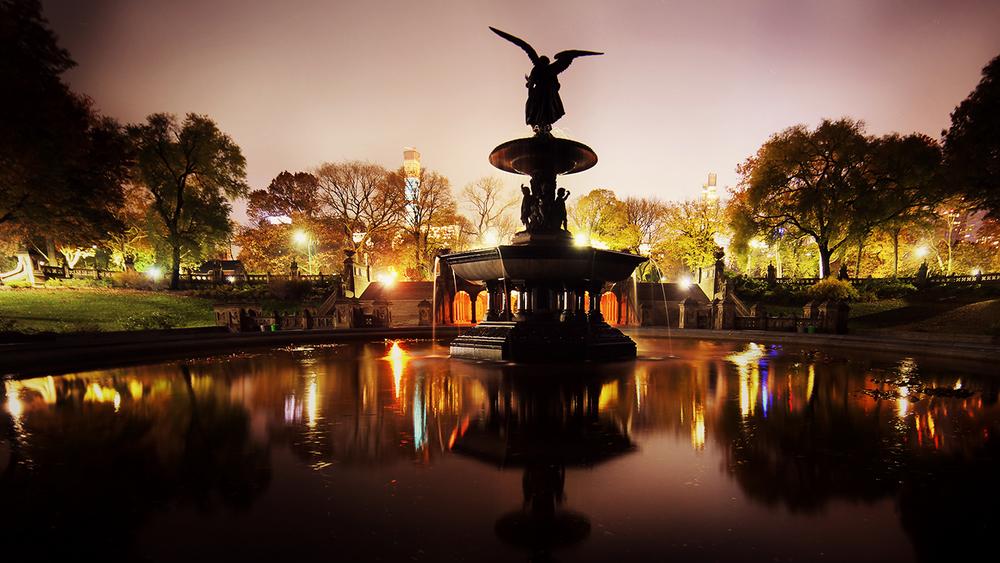 Bethesda Fountain, 2014