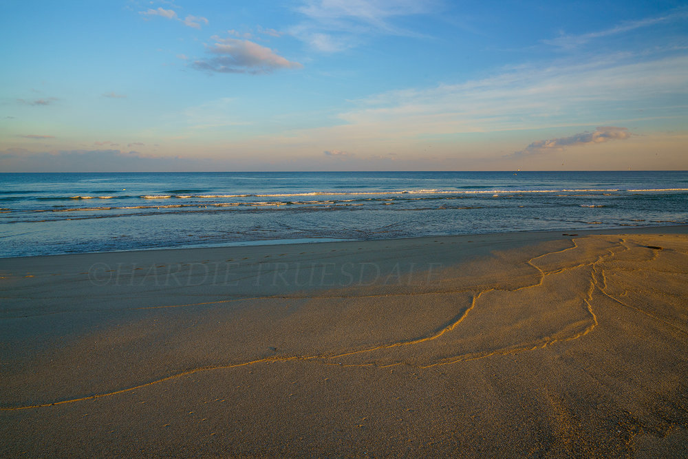 CC#200 Delicate Dusk, Nauset Beach, Cape Cod, MA