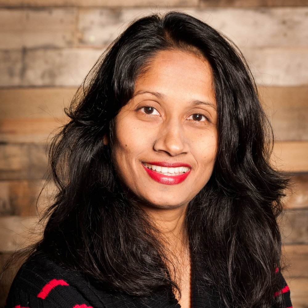 Reah   Indarsingh //  Admin   Every church needs a Reah. Reah is our admin. You can find her at the front desk in the offices, working through paperwork, answering the phones, emails and prepping for Sundays.She is busy but never fails to greet you with her warm smile!