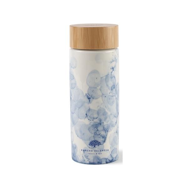 Celeste Ceramic Bamboo Water Bottle 10oz