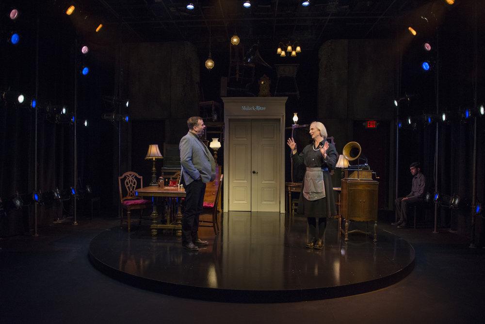 Theatre design u john kelly lighting designer
