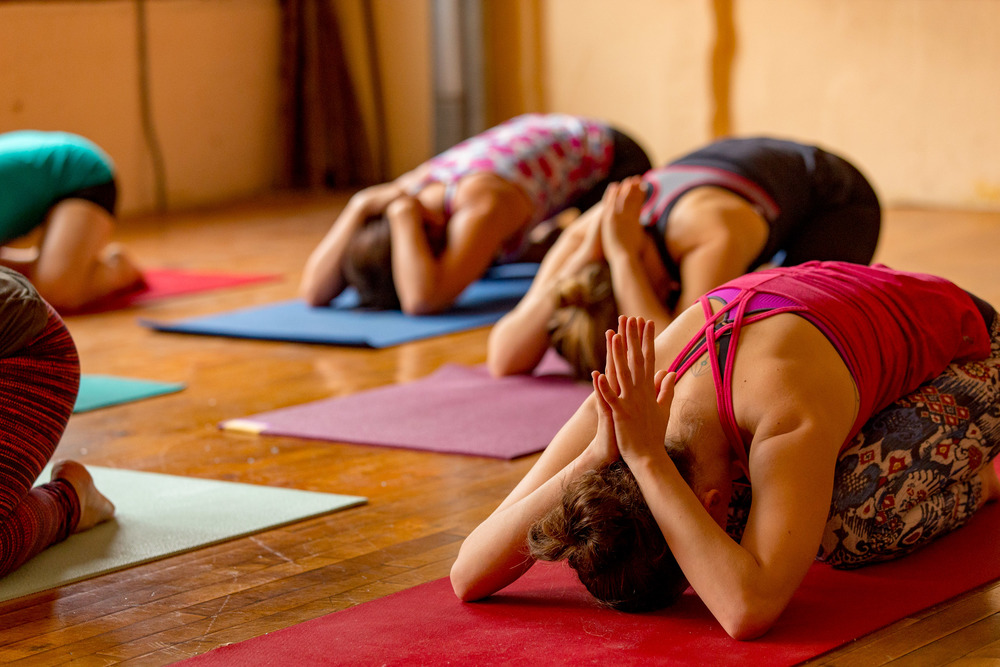 Peace of Mind Yogathon   A fundraiser for Family & Children's Service