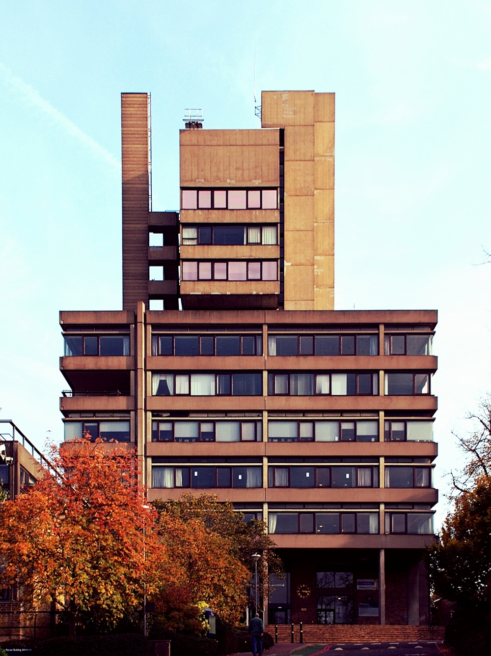 Charles Wilson Building, University of Leicester