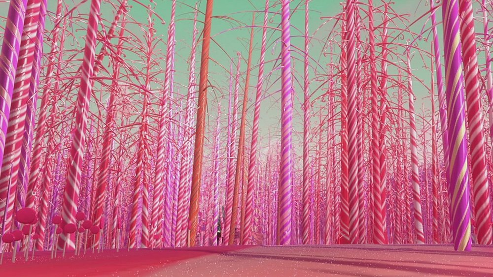 Simblog Through The Candy Cane Forest Em3 East Midlands