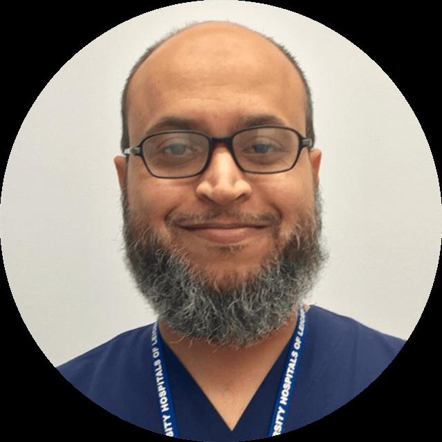 Khawar Ansari - Consultant in Emergency Medicine
