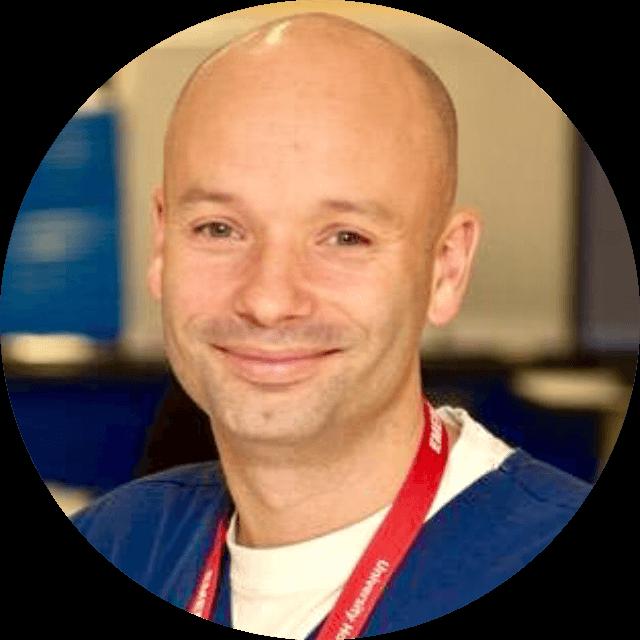 Ben Teasdale - Consultant in Emergency Medicine