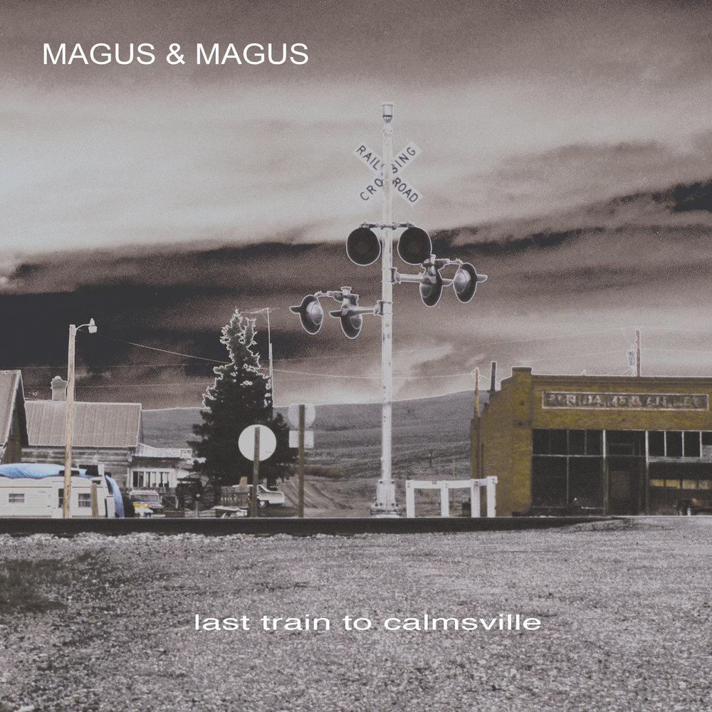Magus & Magus - A new 1 track album, (2 hours long) from a new and in the now duo. available as a digital release only.