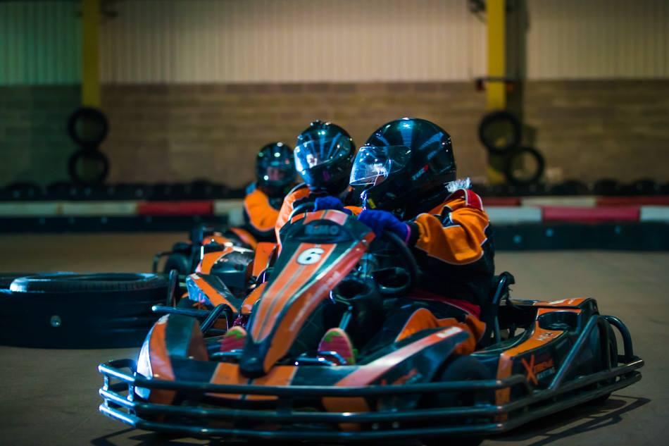 xtreme karting -