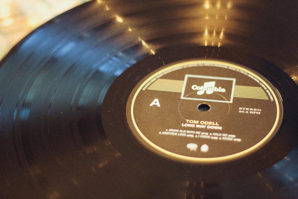 Vinyl Artwork Design