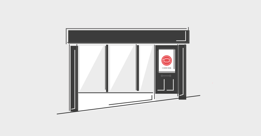 Graphic Design Studio Falmouth High Street