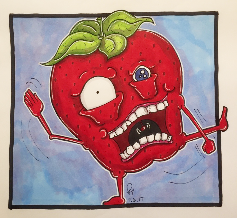 Angryberry