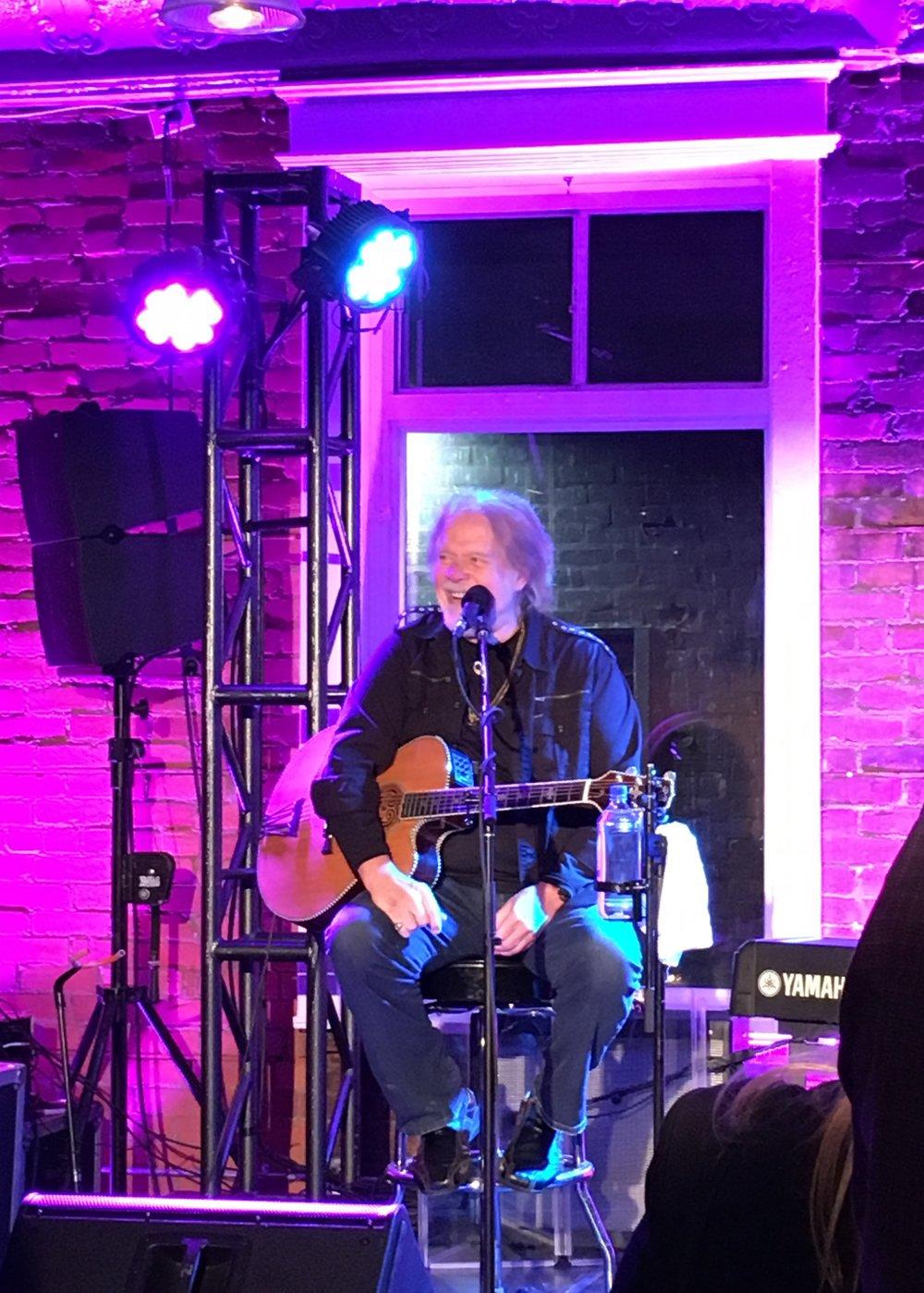Randy Bachman - November 3rd, 2017