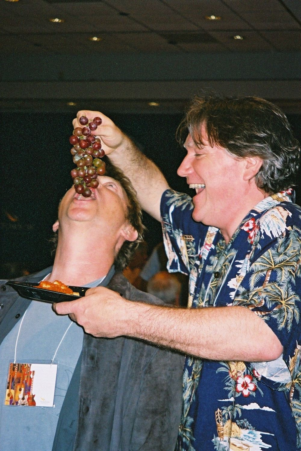 Andy, Ben and the Grape